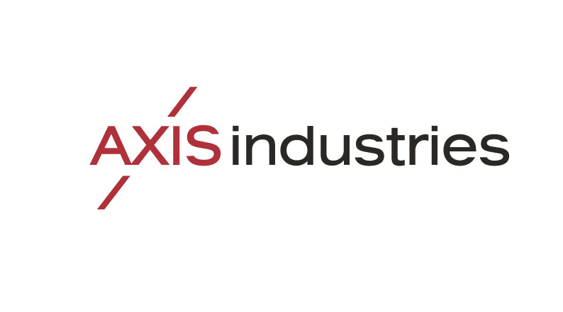 """Axis Industries"" logotipas"