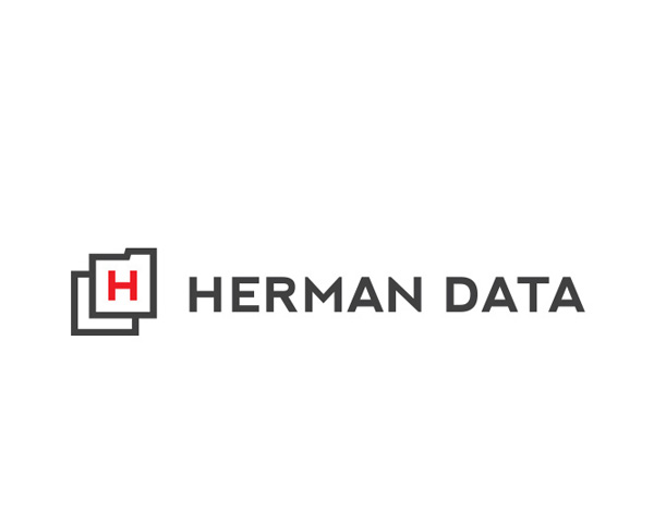 "Logotipo sukūrimas<br/>""Herman Data"""